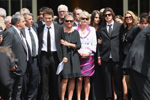 Lady Deborah Holmes says Millie and Reuben were treated equally by Sir Paul in his will. Photo / Getty Images