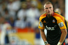 Gareth Anscombe is happy to get the experience of playing at fullback. Photo / Getty Images