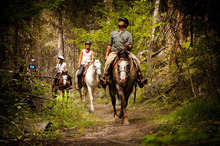 Water sports, cycling, horse-riding... Kelowna, deep inland and encircled by impressive Canadian mountains, is an outdoor enthusiast's paradise. Photo / Supplied