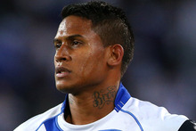 Ben Barba had been due to officially launch the new NRL season tomorrow. He will be replaced by Origin star Johnathan Thurston. Photo / Getty Images