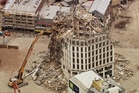 The second quake to hit Christchurch took 185 lives and brought the destruction of 8000 buildings. Photo / Supplied