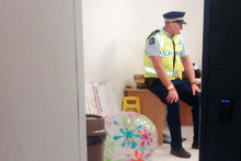 Some fans say they will not return to Eden Park after guards seized innocuous items such as beach balls. Photo / Supplied