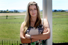 Wanganui's Lucy-Anne Brickley entered