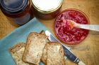 Tomato jam. Photo / Michael Craig 