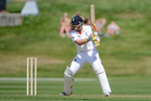 Ian Bell anchored England's innings with a patient and undefeated century.  Photo / Getty Images