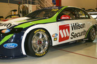 The Ford Falcon Jonny Reid will drive in this year's V8 Supercars.