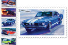 Designed by artist Tom Fritz, the collection comprises five classics for US postal service.