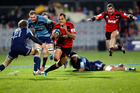 Israel Dagg. Photo / Getty Images