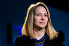 Yahoo! chief executive Marissa Mayer is said to have become frustrated at the sight of the half-full company carpark. Photo / AP