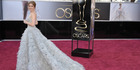 View: Stars walk the Oscars red carpet