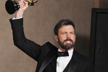 Ben Affleck says he loves New Zealand and New Zealanders but had to make 'creative choices'. Picture / AP