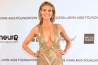 Model Heidi Klum arrives at the 2013 Elton John Oscar After Party. Photo / AP