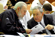 Raul Castro eased some of his brother Fidel's tight controls on taking over in 2008. Photo / AP