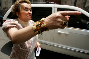 Elba Esther Gordillo has led the powerful teachers' union for more than 20 years. Photo / AP