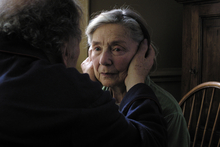 Emmanuelle Riva in the role that earned her an Oscar nomination. Photo / Supplied