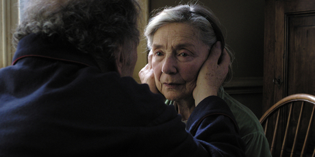 Emmanuelle Riva in 'Amour'. Photo / AP
