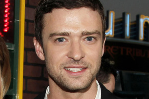 Justin Timberlake. Photo / AP