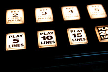 About 80 per cent of problem gamblers are addicted to pokies. Photo / Christine Cornege