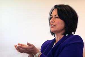 Education Minister Hekia Parata. Photo / Ben Fraser