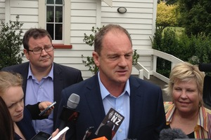 Labour Party leader David Shearer. Photo / NZ Herald