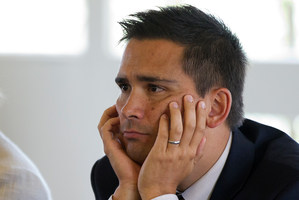 Labour Minister Simon Bridges announced the 25-cent increase today. Photo / File / Sarah Ivey