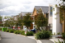 The Government is getting private developers to service Hobsonville Pt with infrastructure and build houses. Photo / Dean Purcell