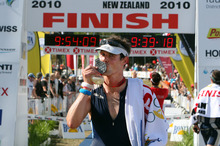New Zealand Ironman Race at Taupo. Photo / Supplied