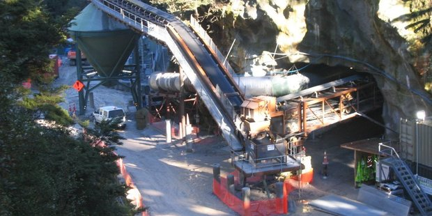 Solid Energy applied for the change to its permit in June last year as it prepared to buy out Pike River mining company. File photo / Supplied