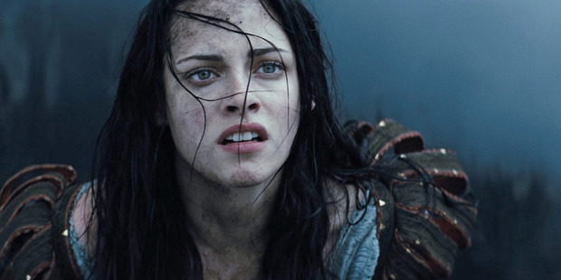 Kristen Stewart as Snow White in Snow White and The Huntsman. Photo / Supplied