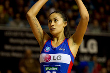 The Mystics have missed Maria Tutaia during her trip to France.  Photo / Getty Images