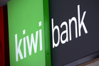Homegrown Kiwibank beat out its Australian-owned rivals to claim the top spot as the best performing bank with its net profit up 272 per cent to $79 million. Photo / Dean Purcell