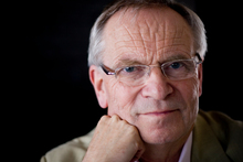 British novelist Lord Jeffrey Archer. Photo / Dean Purcell