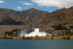 Meridian has secured consent to raise the levels of Lake Pukaki in the Waitaki River catchment. Photo / Simon Baker