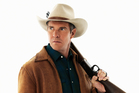 Dennis Quaid fights crime in Vegas as Sherrif Ralph Lamb. Photo / Supplied