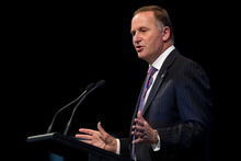 Prime Minister John Key and Prime Minister Julia Gillard agreed Asian Century holds great opportunities for New Zealand and Australia. Photo / Brett Phibbs
