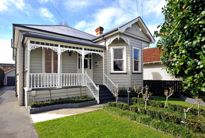 The council has proposed widening the heritage net to pre-1944 houses outside the existing heritage character areas. Photo / Supplied