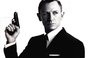 Daniel Craig is the most recent James Bond.Photo / Supplied