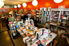 Dear Reader Bookshop, Grey Lynn. Photograph / Steven McNicholl