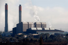 The Huntly Power Station, one of Genesis Energy's generating assets. Photo / NZ Herald