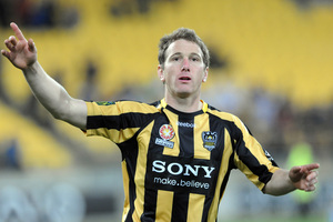 Chris Greenacre.  Photo / NZPA