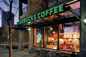 Starbucks has already buckled to pressure from the British government, agreeing to ignore established tax rules and forgo certain deductions in the UK over the next two years. Photo / Supplied