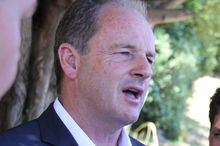 Labour Party leader David Shearer.