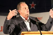 Labour Party leader David Shearer. Photo / APN