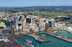With much of the country's job growth in Auckland, whole floors of prime CBD office space are now in short supply. Photo / Supplied