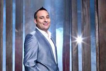 Canadian-Indian comedian Russell Peters says he mixes up 'regular' jokes with those specific to him. Photo / Supplied 