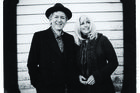 Emmylou Harris and Rodney Crowell. Photo / Supplied