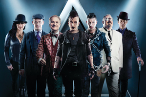 The Illusionists show brings together seven of the world's top magicians. Photo / Supplied