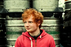 Ed Sheeran is bemused by his newfound heart-throb status. Photo / Supplied