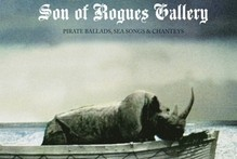 Album cover for Son of ROgue's Gallery. Photo / Supplied 
