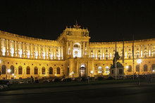 Vienna's Hofburg Imperial Palace. Photo / Supplied